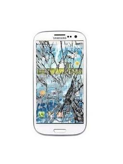 Galaxy S3 écran cassé