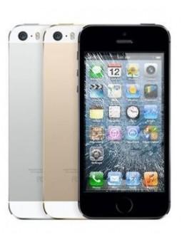 iPhone 5S écran cassé