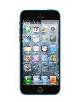 iPhone 5C écran cassé